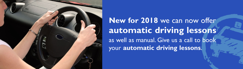 automatic driving lessons eastbourne