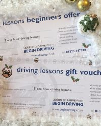 driving lesson vouchers eastbourne